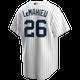 DJ Lemahieu Youth Jersey - NY Yankees Replica Kids Home Jersey - back