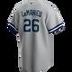 DJ Lemahieu Jersey - NY Yankees Replica Adult Road Jersey
