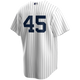 Gerrit Cole No Name Jersey - NY Yankees Majestic Adult Number Only Home Jersey - back