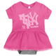Yankees Baby Creeper Pink MVP Princess