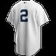 Derek Jeter No Name Jersey - Number Only Replica