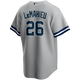 DJ Lemahieu Youth Jersey - NY Yankees Replica Kids Road Jersey