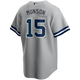 Thurman Munson Youth Road Jersey - NY Yankees Replica Kids Jersey