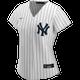 Lou Gehrig Ladies Jersey - NY Yankees Home Ladies - Front