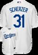 Max Scherzer Jersey - LA Dodgers Replica Adult Home Jersey