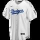 Max Scherzer Jersey - LA Dodgers Replica Adult Home Jersey - front