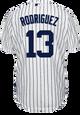 Yankees Replica Alex Rodriguez Home Jersey