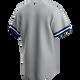 NY Yankees Youth Road Jersey  - back