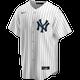 Yankees Replica Brett Gardner Home Jersey Nike -  Front