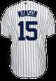 Thurman Munson Youth Jersey - NY Yankees Replica Kids Home Jersey