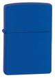 Classic Royal Blue Matte Zippo