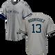 Alex Rodriguez NY Yankees Replica Road Nike Jersey