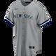 C.C. Sabathia NY Yankees Replica Road Jersey