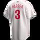 Bryce Harper Philadelphia Phillies Replica Adult Home Jersey