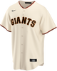Madison Bumgarner SF Giants Replica Adult Home Jersey - front