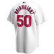 Adam Wainwright St.Louis Cardinals Replica Youth Home Jersey - back