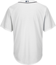 Detroit Tigers Replica Youth Home Jersey - back