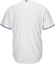Kansas City Royals Replica Youth Home Jersey - back