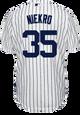 Phil Niekro Jersey - NY Yankees Pinstripe Cooperstown Replica Throwback Jersey