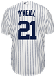 Paul Oneill Jersey - NY Yankees Home Cooperstown Replica Throwback Jersey