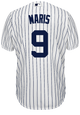 Roger Maris Jersey - NY Yankees Pinstripe Cooperstown Replica Throwback Jersey