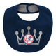 Yankees Baby Bib- MVP Princess