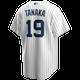Masahiro Tanaka NY Yankees Replica Youth Home Jersey