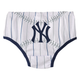 "Yankees Baby ""Little Player"" Pinstripe and Navy Bottom"