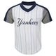 "Yankees Baby""Batting Practice"" Pinstripe Top"