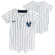 Yankees Baby Cool Base Jersey Romper