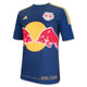 NY Red Bulls Personalized Navy Jersey - front