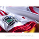 NY Red Bulls Personalized White Jersey - mls