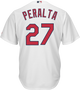 Johnny Peralta St.Louis Cardinals Replica Adult Home Jersey