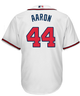Hank Aaron Youth Jersey - back