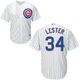 Jon Lester Chicago Cubs Replica Adult Home Jersey