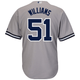 Bernie Williams NY Yankees Replica Road Jersey