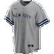 Jorge Posada NY Yankees Replica Road Jersey