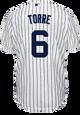 Joe Torre Jersey - Yankees Replica Home Jersey