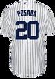 Jorge Posada Jersey - Yankees Replica Home Jersey