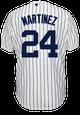 Tino Martinez Youth Jersey - Yankees Replica Home Jersey