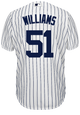 Bernie Williams Youth Jersey - Yankees Replica Home Jersey