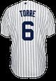 Joe Torre Youth Jersey - Yankees Replica Home Jersey