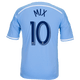 Mix Diskerud Blue Primary Replica Jersey - back