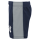 Yankees Toddler Performance Shorts - Side View