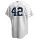 Mariano Rivera No Name Jersey - Number Only Replica by Nike