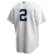 Derek Jeter No Name Jersey - Number Only Replica by Nike