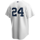 Tino Martinez No Name Jersey - Number Only Replica by Nike
