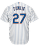 Jeurys Familia Youth Jersey - New York Mets Replica Kids Home Jersey