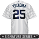 Mark Teixeira Signature Series Jersey - NY Yankees Replica Adult Home Jersey