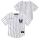 Yankees Replica Toddler Jersey front and back